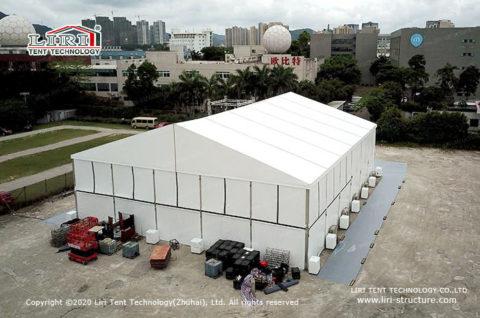 Semi Permanent Permanent Structure Design