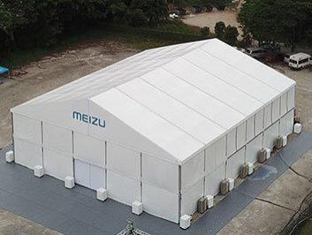 Semi permanent Marquee Conference Center 1