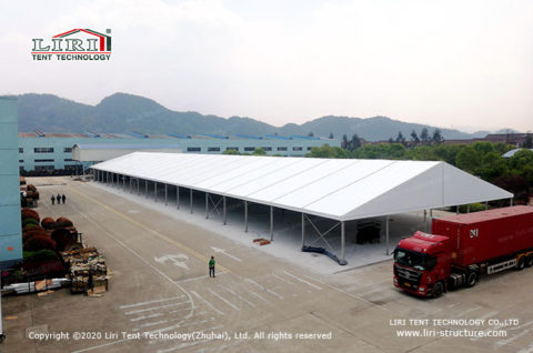 Aluminium Warehouse Canopy Marquee Frame Tent