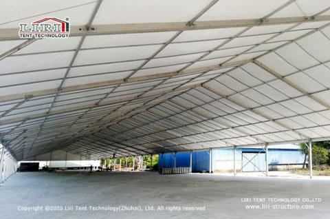 Industrial Storage Canopy Buildings