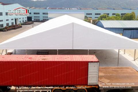 Prefabricated Structure for Aluminium Warehouse