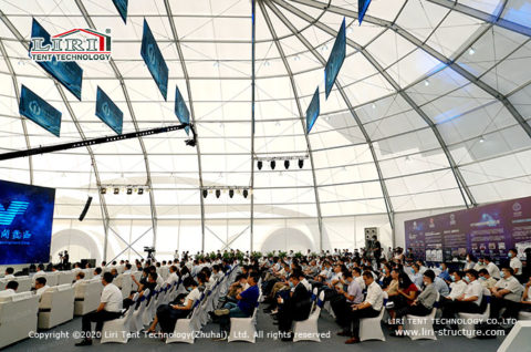 Large Clear Span Commercial Tent Structures