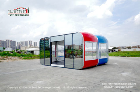 Modular Portable Hotel