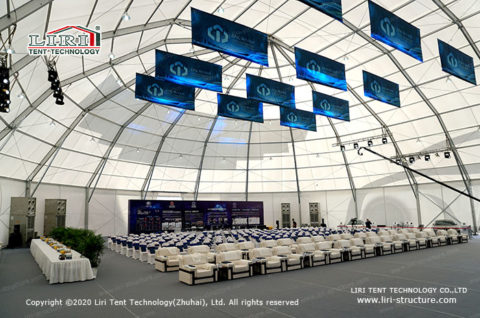 temporary large event tents