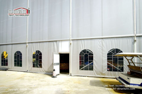 Commercial Storage Canopy