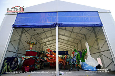 Commercial Storage Tents For Sales