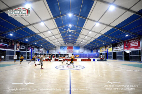 Indoor Covered Basketball Sports Tent