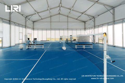 Play Learn Indoor Badminton Court