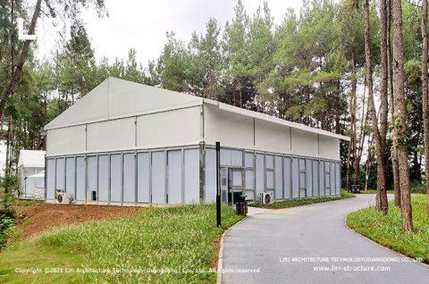 Professional Indoor PVC Sports Court