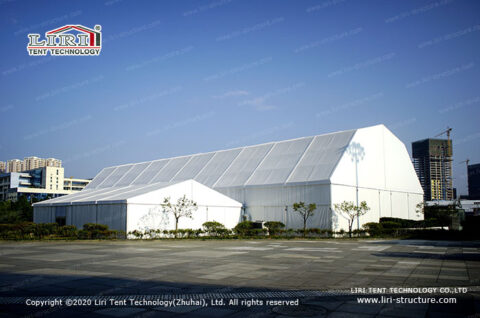 Structure for Badminton Court