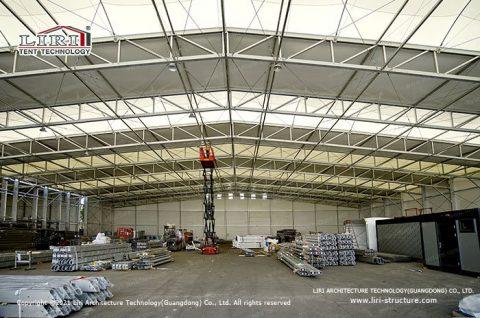 Building Roof Truss