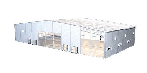 Modular Truss Building