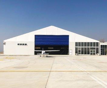 Drone Hangar Structure