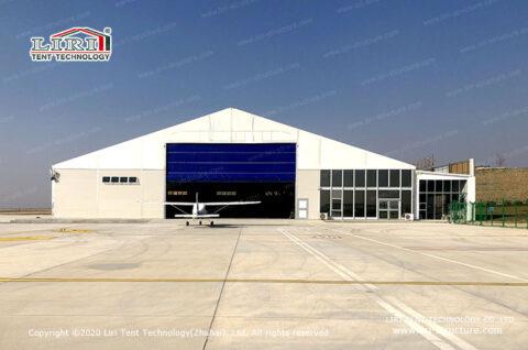 Drone Hangar Structures 1