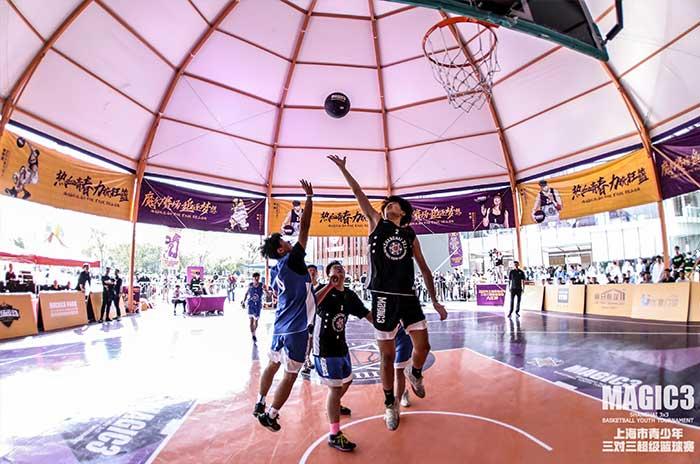 MAGIC3 youth hoops tourney kicks off