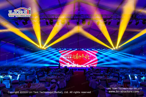 40 x 20 Heavy Duty Commercial Party Tent