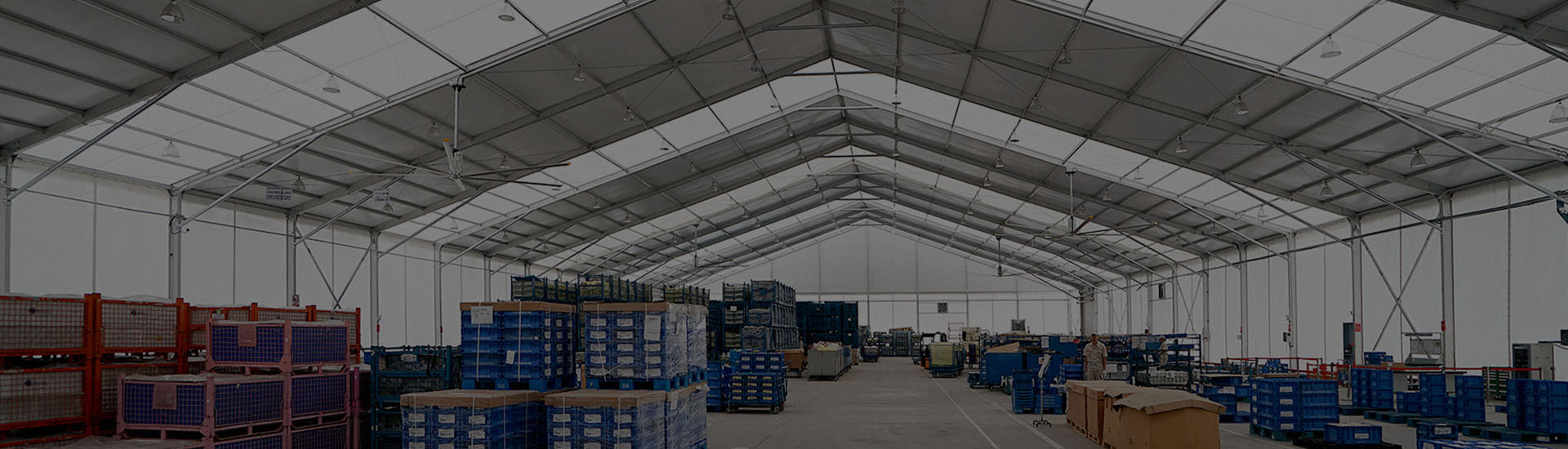 Large Outdoor Storage Tents