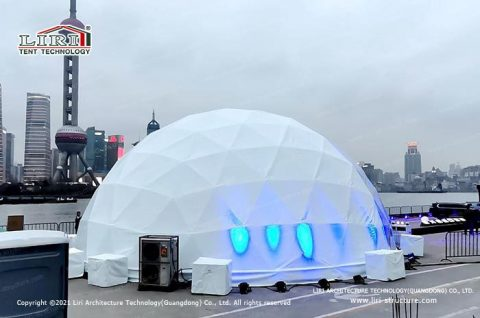 Dome Tents for Commercial Events