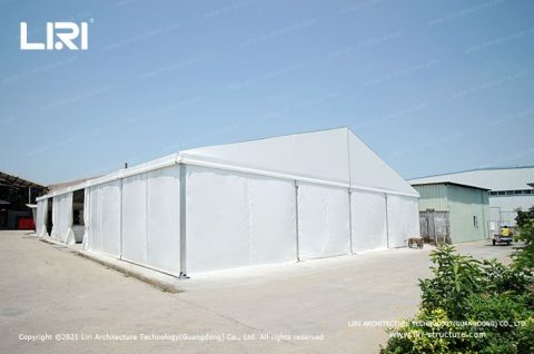20m temporary Warehouse tent structures