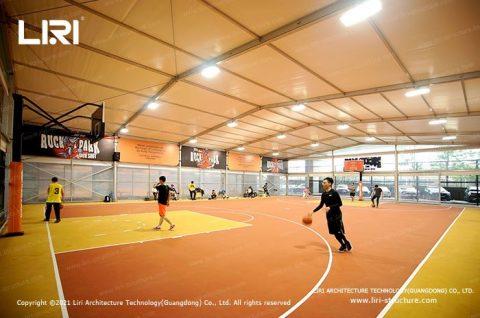 Commercial Basketball Indoor Modular