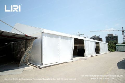 Large Temporary Warehouse Buildings