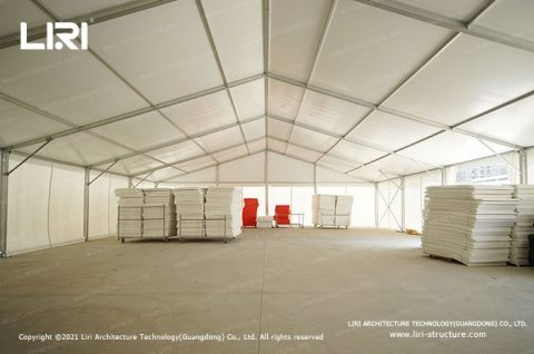 Temporary Warehouses Storage Tents