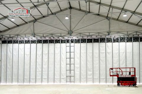 Helicopter hangar manufacturers
