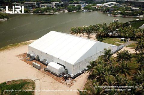 Aluminum Luxury Frame Party Tent