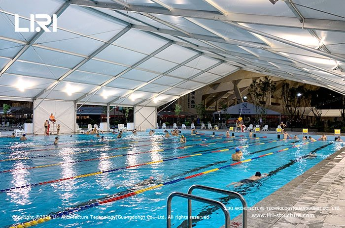 Custom Pool Shade Structures