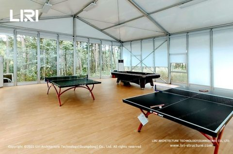 Table Tennis Court Canopy Covers