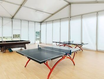 Table Tennis Court Covers