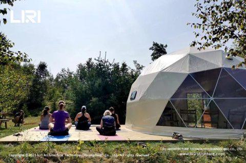 Yoga Geodesic Dome Tent