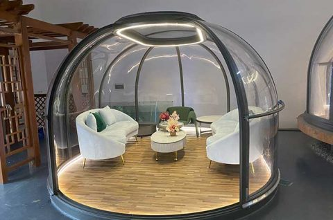 Prefab Dome House For Sale